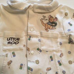 Disney One Pieces - Walt Disney Little Roo Onesie Size 6 Months